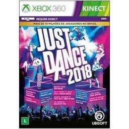 JUST DANCE 2018 XBOX 360 MIDIA DIGITAL COM TRANSFERÊNCIA DE LICENÇA