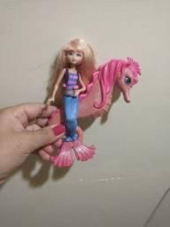 Barbie Sereia criança