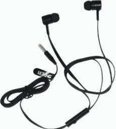 Fone De Ouvido Estéreo Com Microfone P2 Chamadas Celular Ps4