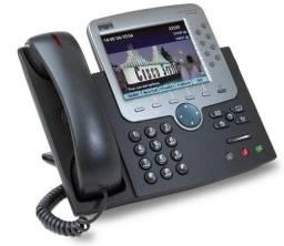 telefone Cisco 7970G Novo