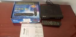 Conversor Digital Full HD Lenoxx SetBox SB-614 com Entrada HDMI e USB