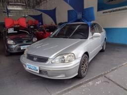 Civic  Sedan LX 1.6 16V - AUTOMÁTICO