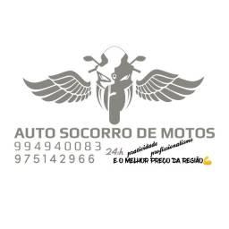Auto Socorro de motos (24 horas)