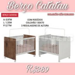 Berço berço berço berço CATATAU FVU-5289