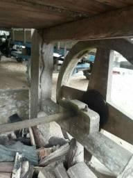 Serra Fita Circular Sem Motor