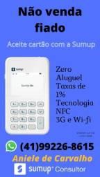 Máquina de Cartão com NFC