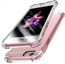 Capa Case iPhone 6 Plus 6s Plus Anti Impacto Transparente