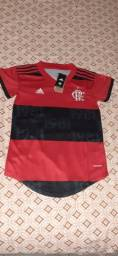 Camisa do Flamengo Femenina 2021