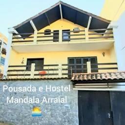 Pousada e Hostel Mandala Arraial