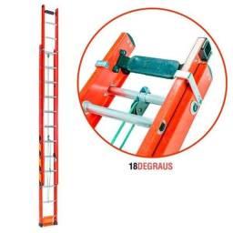 Escada de fibra