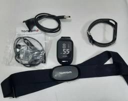 Relogio Tomtom Spark Music GPS + Cinta Cardio