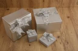 Caixas de presente para decoração