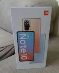 Xiaomi Redmi Note 10 Pro Bronze 6GB RAM 128 Memória