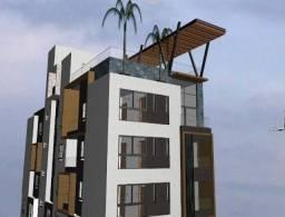 Apartamento nos Bancários com  2 quartos, piscina e elevador. Em construção