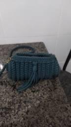 Bolsa artesanal