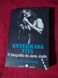 Livro: Enterrada Viva - A Biografia de Janis Joplin