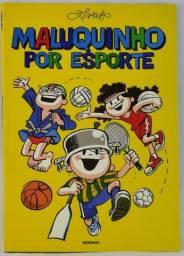 Livro Maluquinho por Esporte