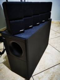 Home Theater Bose Acoustimass 10