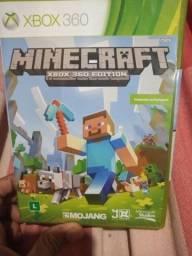 Minecraft XBOX 360 Edition ORIGINAL