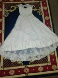 Vestido de noiva - estilo princesa