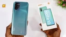 Xiaomi Redmi Note 10 Dual Sim 64 Gb Aqua Green 4 Gb Ram
