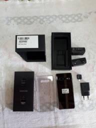 Samsung S10 Plus 128gb (novo sem uso)com nf