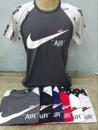 Camisas Básica Masculina (P,M,G,GG)