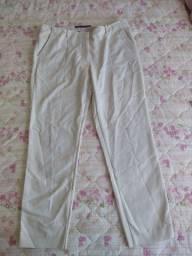 calça estilo alfaiataria da Zara