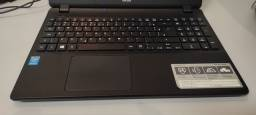 Notebook Acer Es1 531 P43Q QuadCord 4Gb Ssd