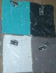 Camisetas de algodao