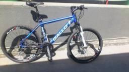 Bicicleta Gallo mtb 27v disco hidráulico
