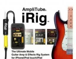 Irig - Interface Para Guitarras - Novo Na Caixa