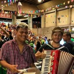 Banda de forró ou trio de forro p/sua festa junina, tocamos todos os ritmos, sanfoneiro