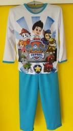 Pijamas de malha PV