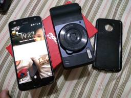 Moto Z2 Play 64 Gb + Snap camêra