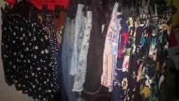 Vendo roupas NOVAS masculinas/femininas/ infantil / lingerie/atacado e varejo