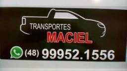 Fretes e transportes #Maciel