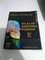 Atlas de Anatomia Netter 5 edição