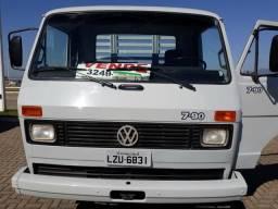 Caminhão vw 790s ano 87 mod 87 - 1987