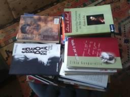 Lote livros