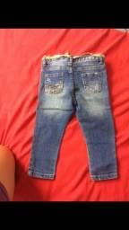2 calças infantis