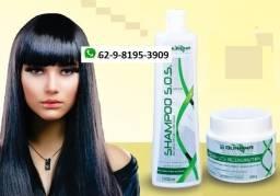 Kit burana shampo ++ mascara s.o.s