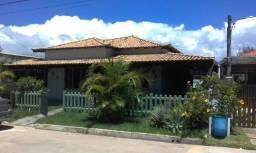 Casa 3 quartos suítes, mobiliada, condomínio, Unamar, Tamoios, Cabo Frio - RJ