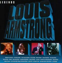 Louis Armstrong - CD Legends