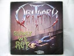 Vinil/Lp Obituary ? Slowly We Rot