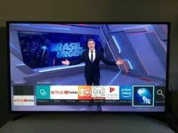 Tv 50 polegadas led smart novinha