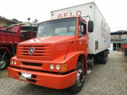 MB L-1620 Truck Baú ou Chassi Aceito Trocas - 1997