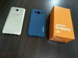 J 5 Samsung Estado de novo