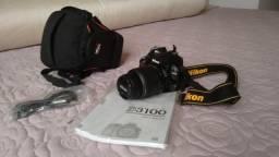 Nikon D3100 novíssima