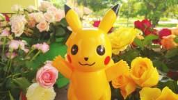 Pikachu boneco